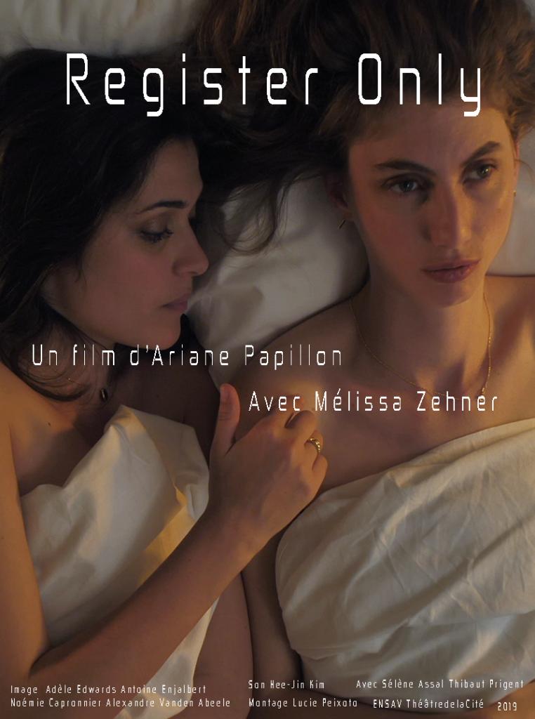 Register Only