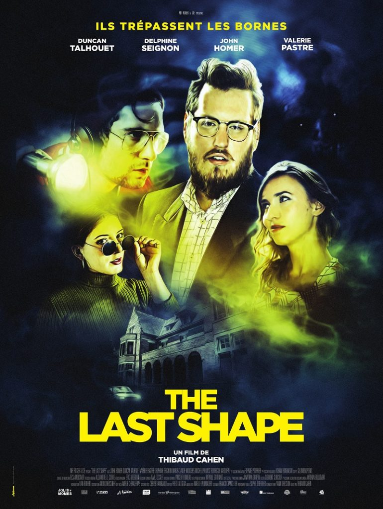 The Last Shape