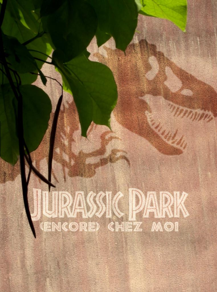 Jurassic Park (encore) Chez Moi