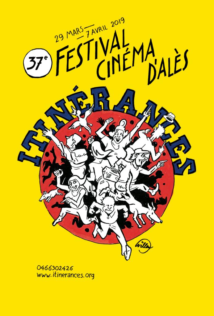 Festival Cinéma d'Alès – Itinérances