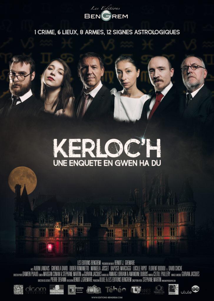 Kerloc'h – une enquête en Gwen Ha Du