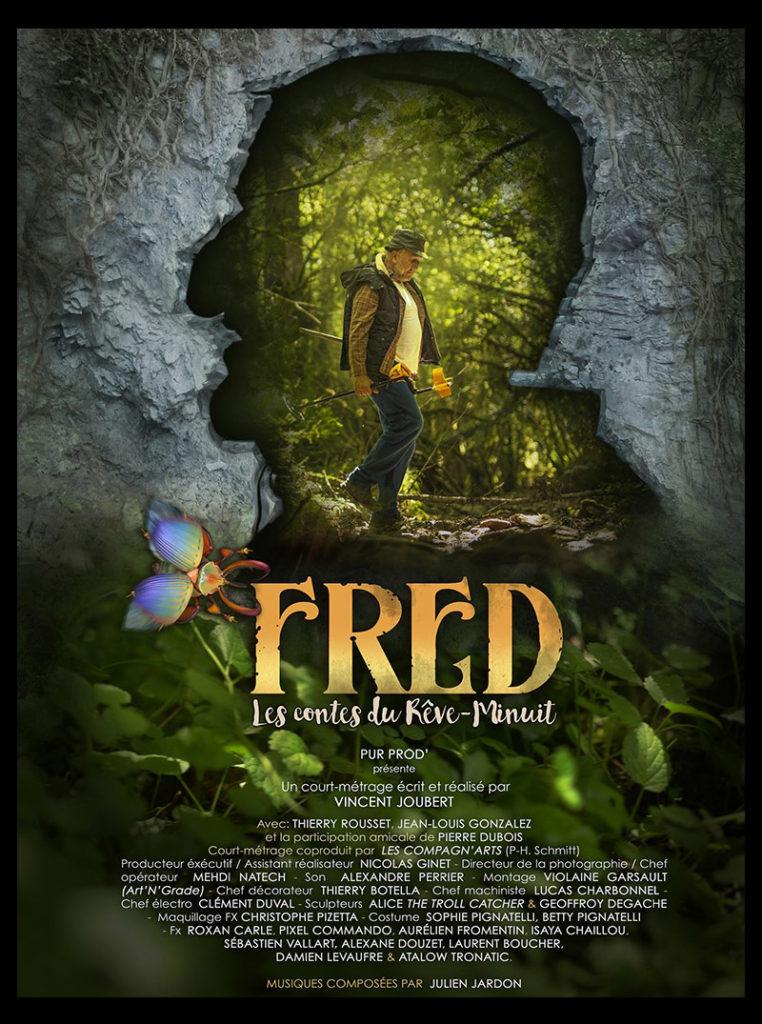Fred, Les Contes du Rêve Minuit