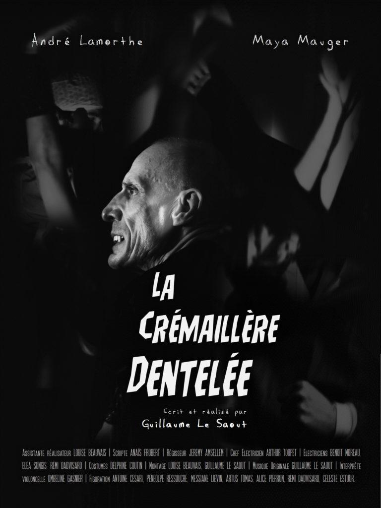 La Crémaillère Dentelée