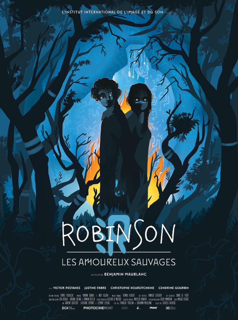 ROBINSON, Les Amoureux Sauvages