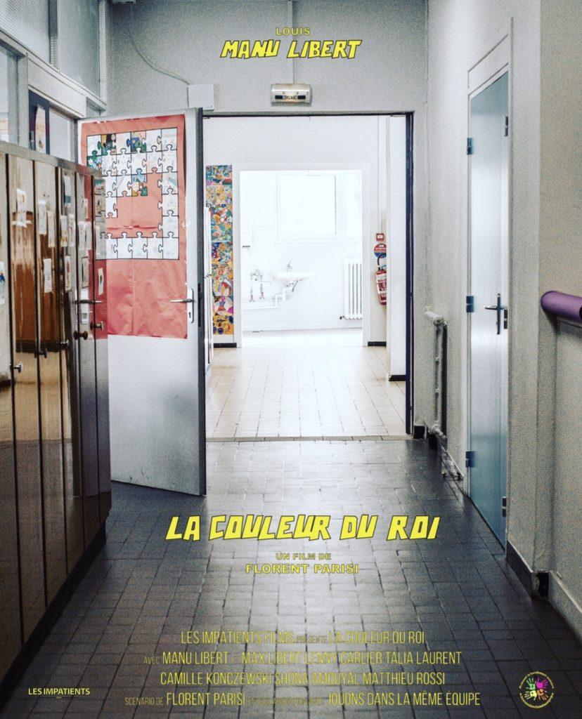 LA COULEUR DU ROI