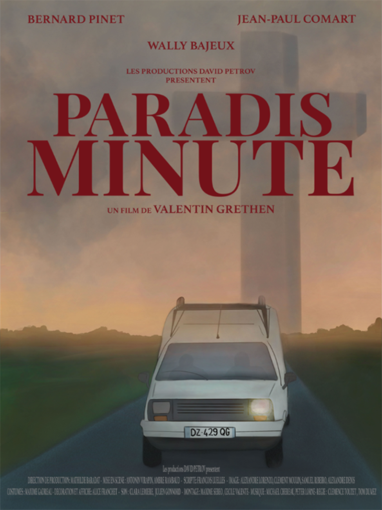 Paradis Minute