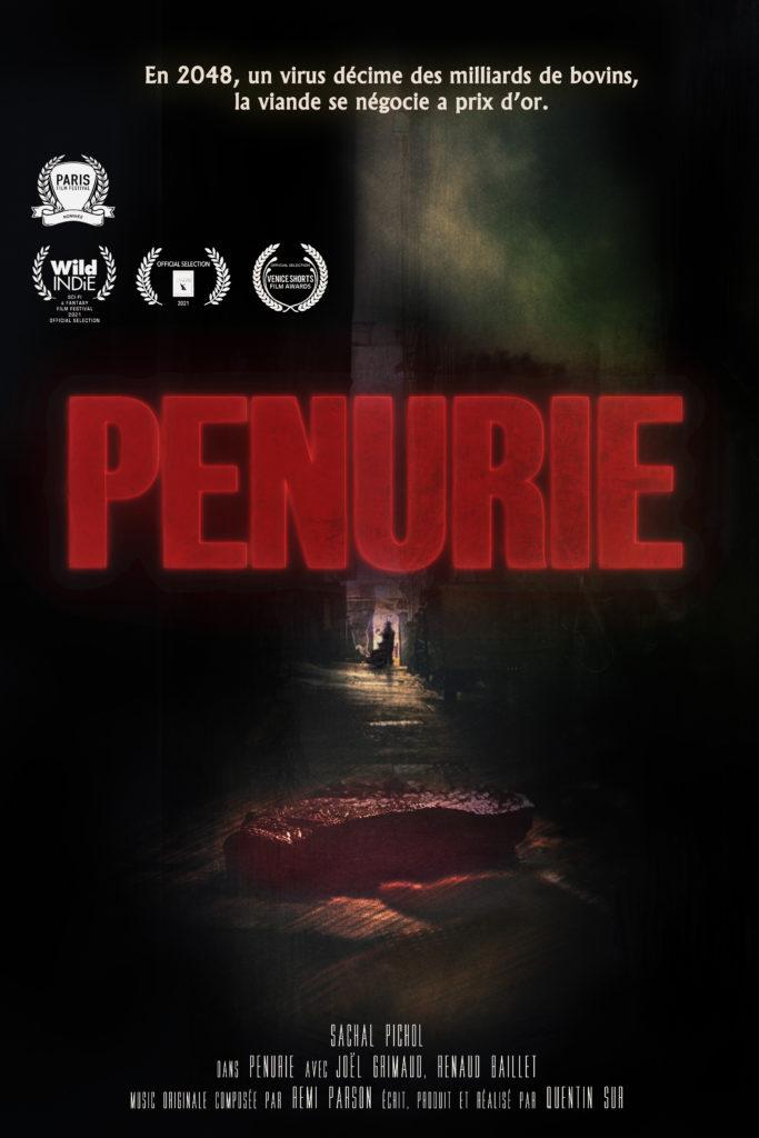 Pénurie